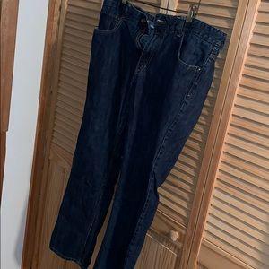 Claiborne demon jeans 38/32